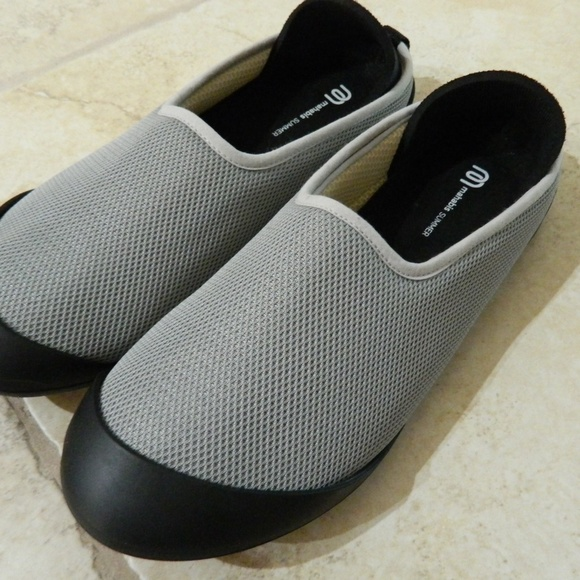 6ba360d7fc4 Mahabis Shoes - NEW Mahabis Summer Gray Slippers Wm 9.5-10 (Men 8)